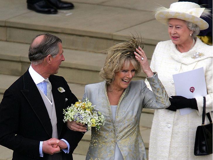 Фото №2 - Малоизвестная причина, почему долгожданная свадьба Чарльза и Камиллы могла не состояться