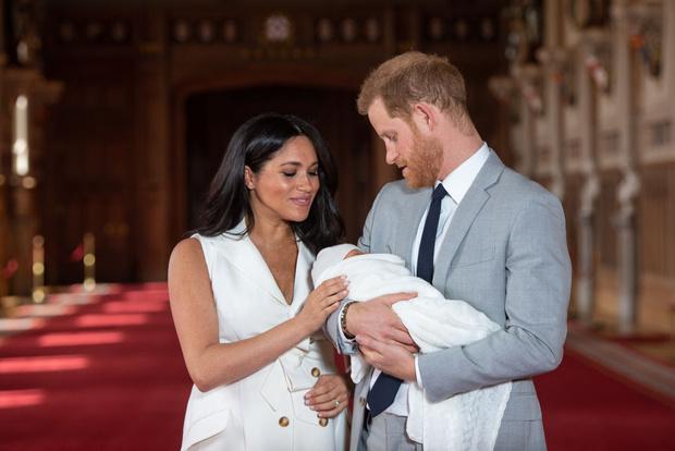 Фото №1 - Принц Гарри рассказал, что сын растет «настоящим мужчиной»