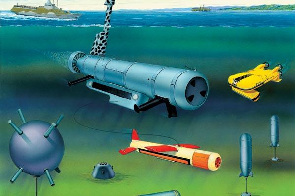 Фото №1 - Война на море — эпоха машин