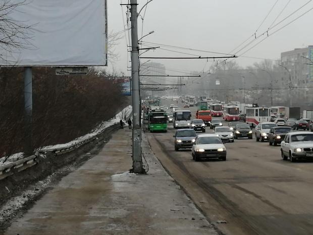 Улица Сибиряков-Гвардейцев в Кировском районе