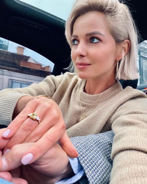 Фото №2 - Экс-супруг Волочковой сделал предложение возлюбленной, которая на 23 года моложе