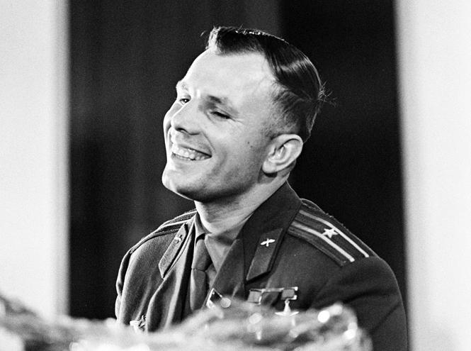 Фото №11 - Юрий Гагарин в Великобритании: как советский космонавт покорил Королеву и всех ее подданных