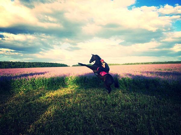 Фото №4 - Девушки на коне: самые романтичные наездницы Ульяновска