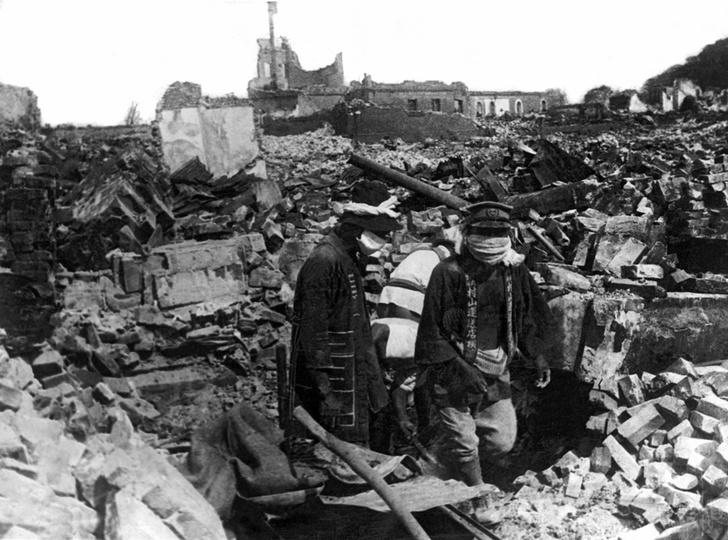 Фото №5 - История потрясений: 10 самых разрушительных землетрясений XX и XXI веков