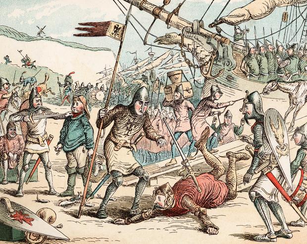 Фото №3 - Кровопролитные битвы, пышные пиры, блестящие доспехи, или Почему в Средневековье было круче, чем сейчас