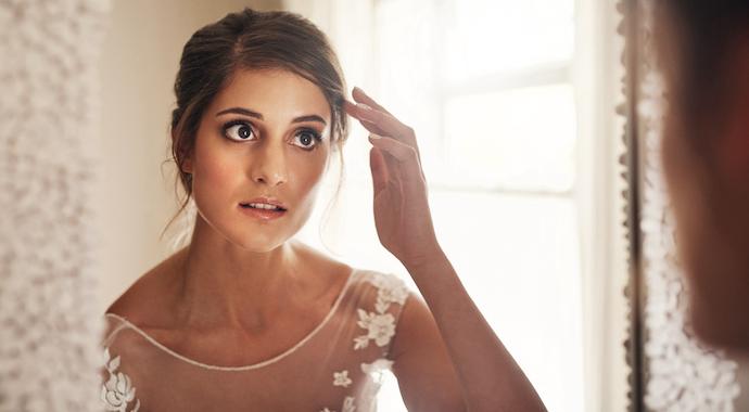 Сбритые ресницы, аллергия и синяк под глазом: как прошли мои дни перед свадьбой