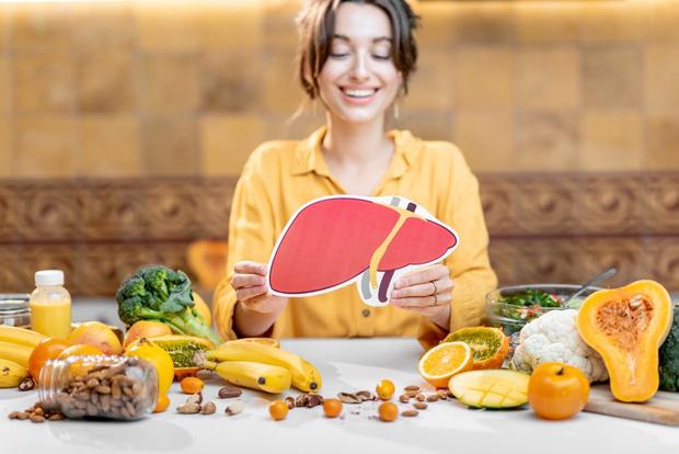 как почистить печень от жира и токсинов в домашних условиях продуктами питания