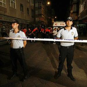 Фото №1 - Взрывы в Стамбуле