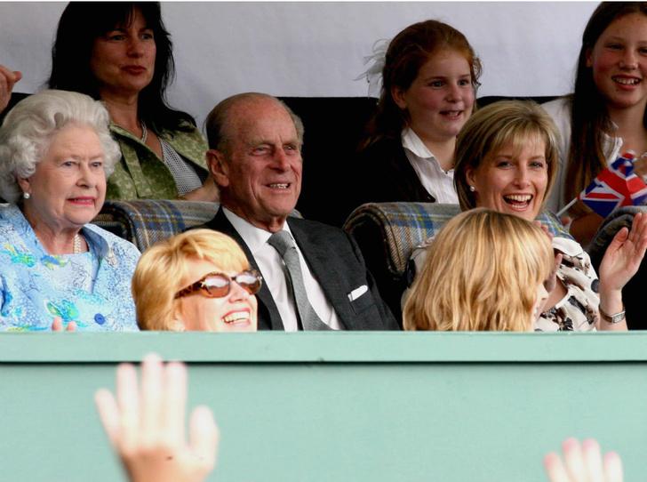 Фото №2 - Невестка мечты: как Софи Уэссекская очаровала принца Филиппа