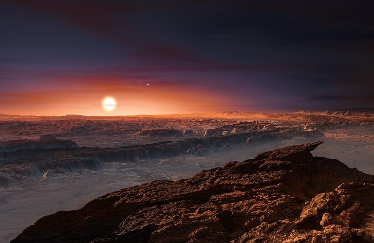 Фото №1 - Найдена ближайшая к Земле экзопланета, пригодная для жизни