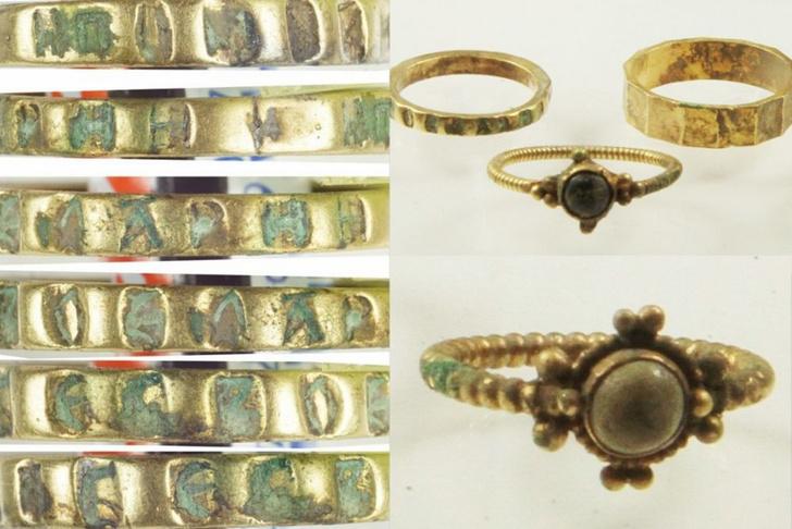 Фото №1 - В Польше найдено кольцо дочери русского князя