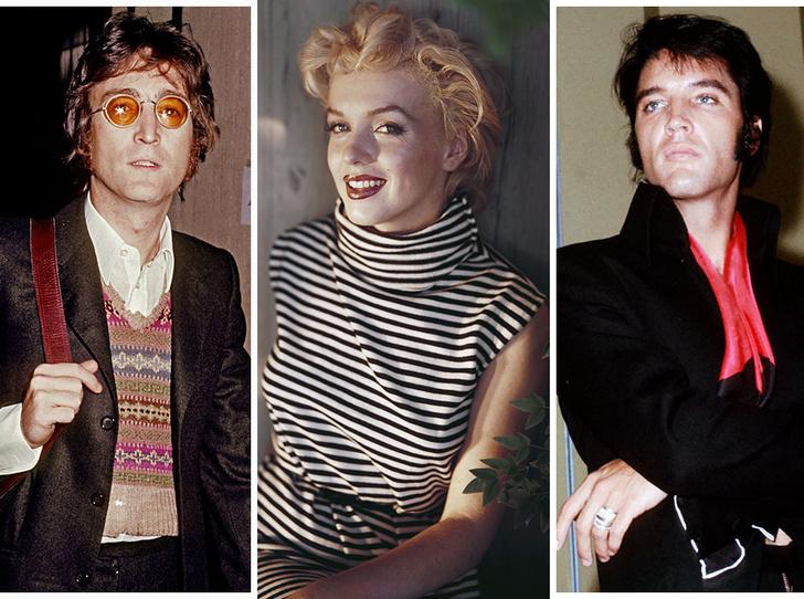 Фото №1 - 7 самых странных вещей знаменитостей, проданных на аукционах