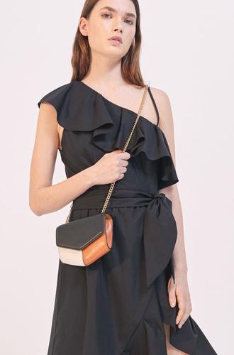 Фото №2 - Тренды весны в новой коллекции сумок и обуви Sandro SS17