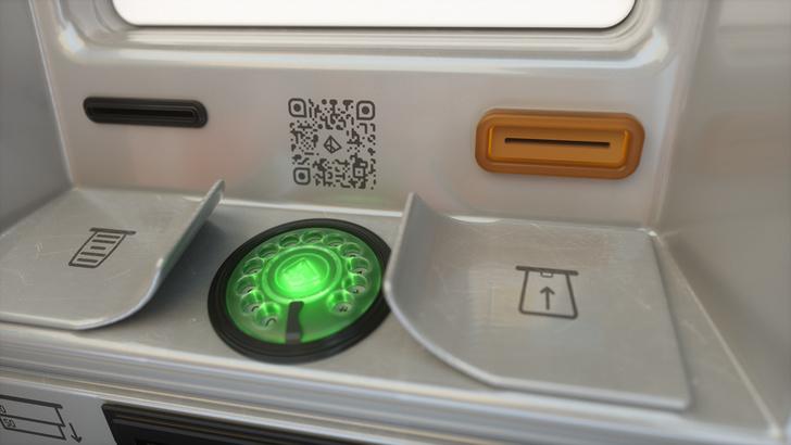 Фото №5 - Питерский художник показал, как бы выглядела современная техника с дисковым набором вместо кнопок