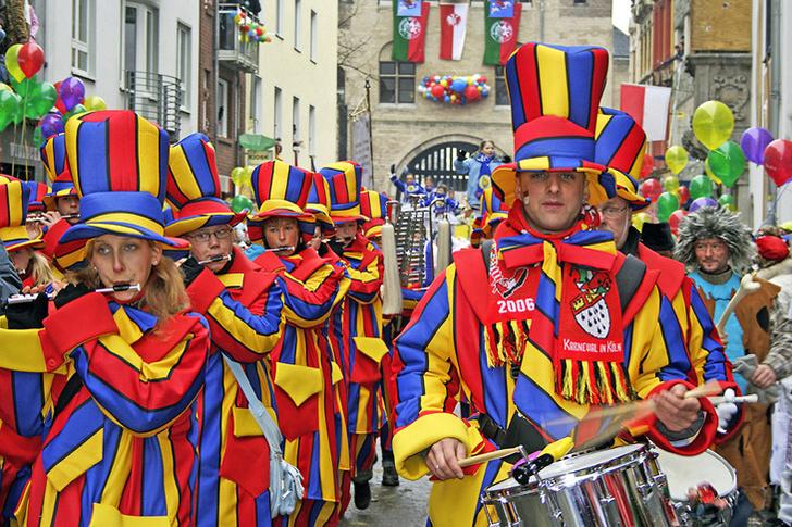 Фото №3 - Три самых ярких карнавала накануне Великого поста