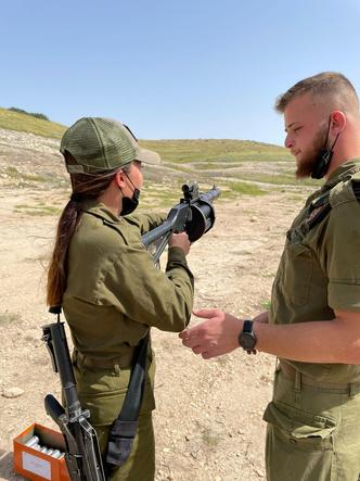 Фото №13 - Как я переехала в Израиль и пошла служить в армию: дневник русской девушки