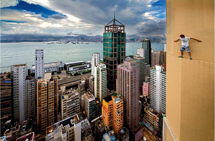 Фото №1 - Один кадр: Гонконг