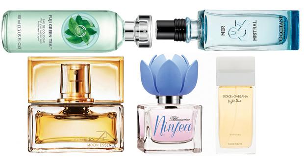 Фото №1 - Как выбрать идеальный летний аромат?