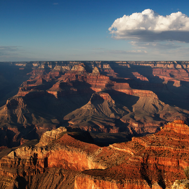 Фото №1 - Большой каньон оказался сравнительно молодым