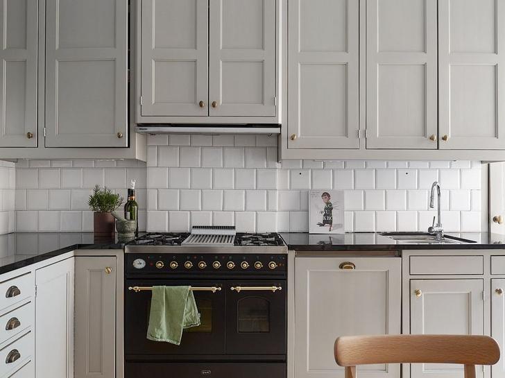 Фото №1 - Кухня в скандинавском стиле: 5 полезных советов