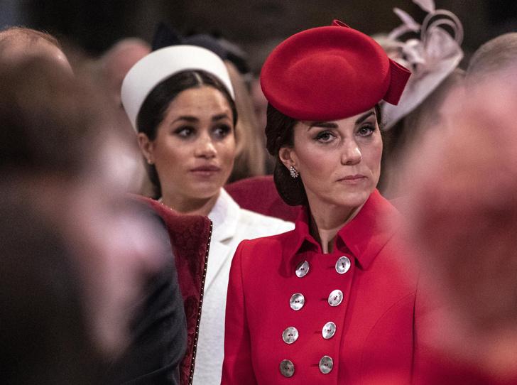 Фото №1 - Как Меган не позволяют затмить новый проект герцогини Кейт