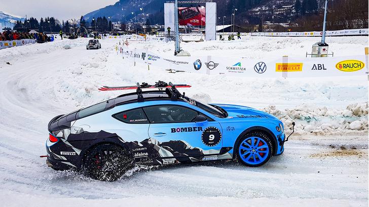 Фото №3 - GP Ice Race: пробуждение от зимней спячки