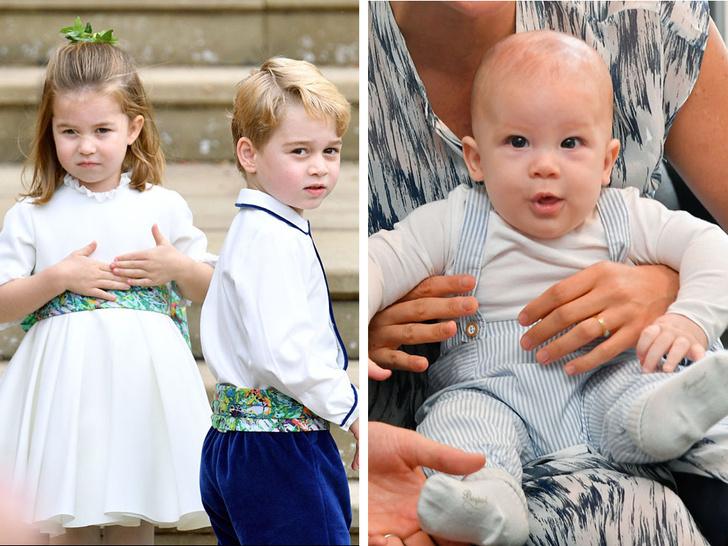 Фото №1 - Дебют на публике: какими были первые слова королевских малышей