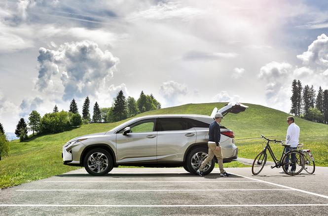 Фото №2 - Lexus RX L — очень большой мальчик