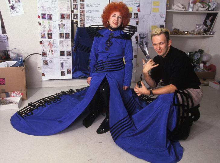 Фото №9 - Жан-Поль Готье: о Мадонне, гомосексуальности и экспериментах в моде