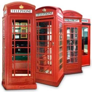 Фото №1 - Красные телефонные будки могут исчезнуть с улиц Великобритании