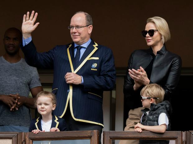 Фото №5 - Принц Жак и принцесса Габриэлла: пятый год в фотографиях