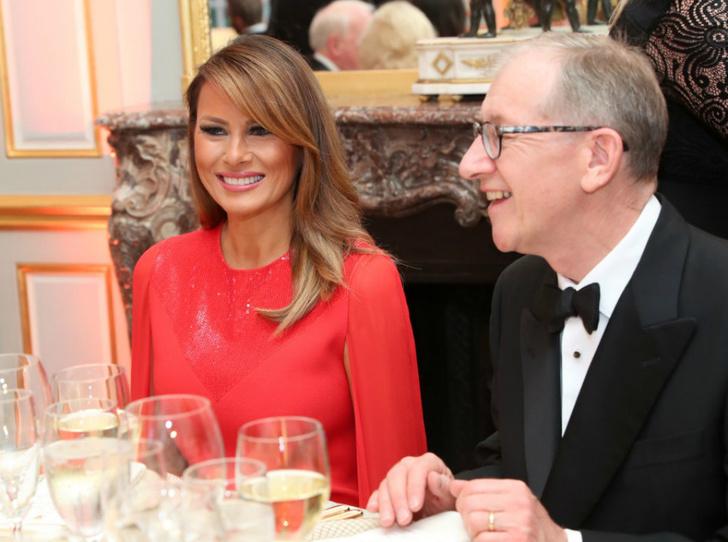 Фото №1 - Как Мелания Трамп симпатизирует герцогине Сассекской