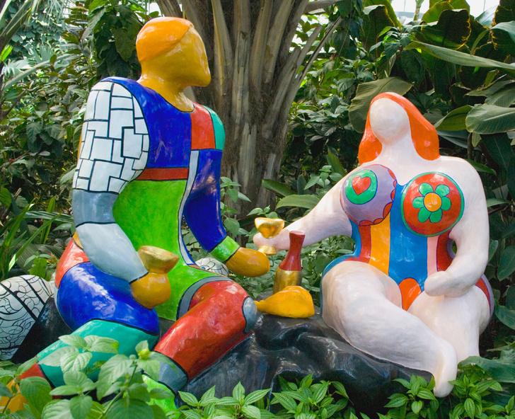 Фото №20 - Галерея: как изображали Адама и Еву последние  2000 лет