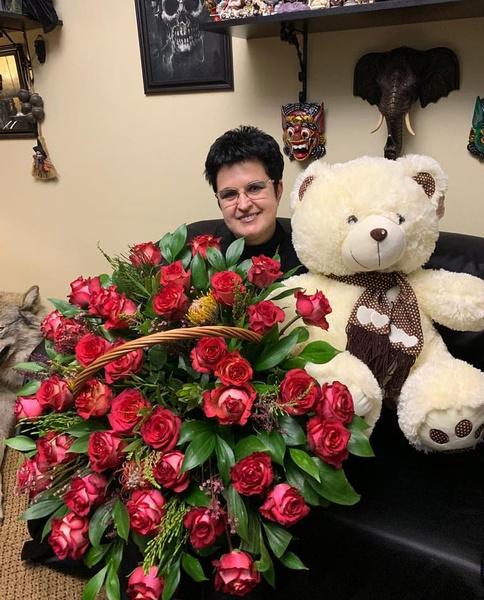 52-летняя звезда «Битвы экстрасенсов» родила четвертого ребенка