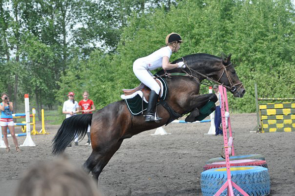 Фото №48 - Девушки на коне: самые романтичные наездницы Ульяновска
