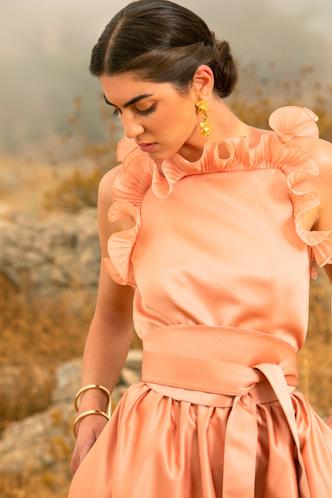 Фото №2 - 25 сказочно красивых и неприлично дорогих платьев от Elie Saab