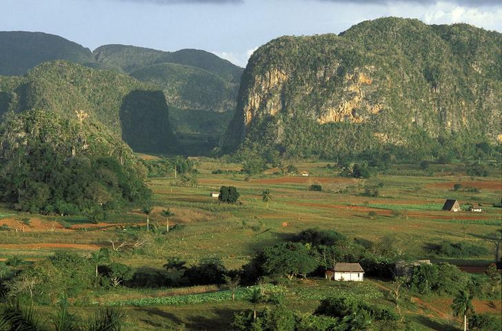 Фото №1 - Фермеры и ковбои: как живут обитатели долины Виньялес