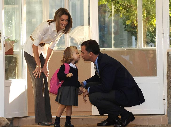 Фото №39 - Принцесса Леонор: история будущей королевы Испании в фотографиях
