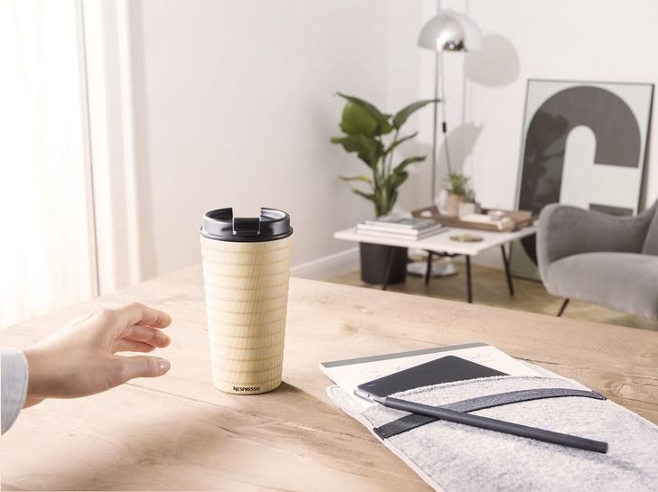 Фото №1 - Nespresso теперь в формате «to go»