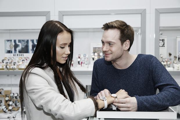 Ульяна и Саша