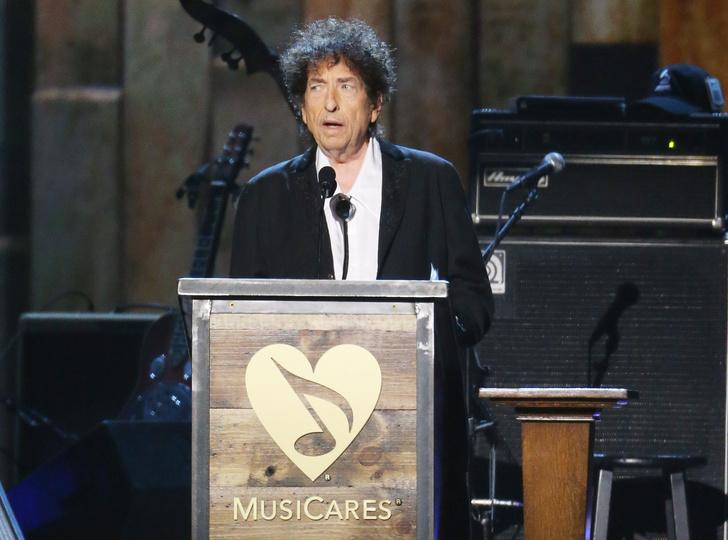 Фото №3 - Лоза о премии Боба Дилана: «Его песен никто не знает...»