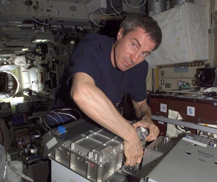 Фото №2 - Сергей Крикалев— единственный человек, который путешествовал во времени на 0,02 секунды