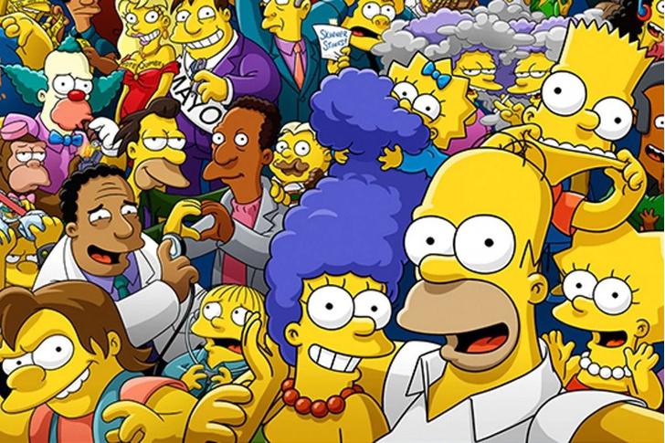 Фото №1 - Создатели «Симпсонов» рассказали, как им удается предсказывать будущее