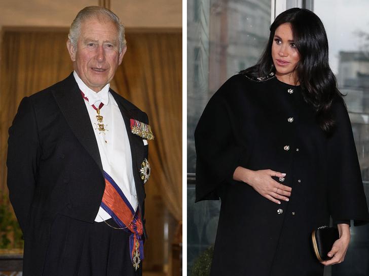 Фото №1 - Меган инсценировала беременность, а Чарльза тайно короновали: 5 новых (и очень странных) слухов о Виндзорах