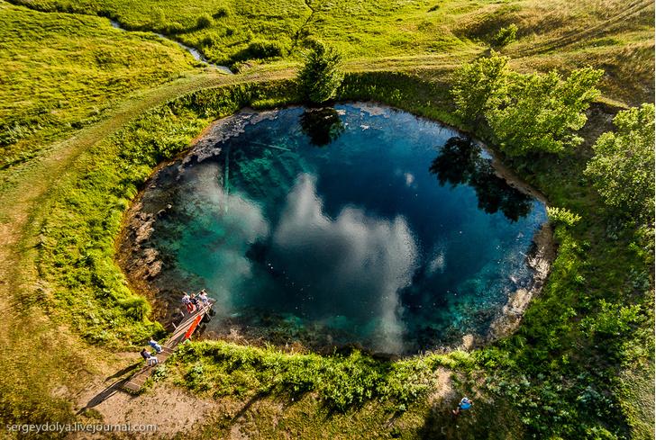 Фото №8 - Фотовыставка «Уникальные водные объекты России». Галерея