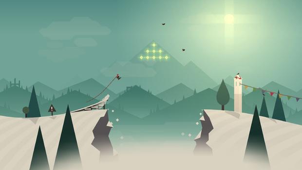 Alto's Adventure  приложение