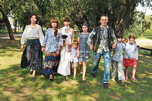 Жена Ивана Охлобыстина фото, семья охлобыстина плохо