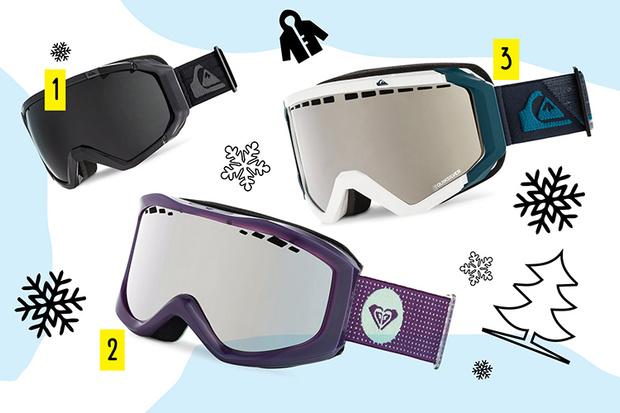 Фото №3 - Top-sport: крутые маски для сноуборда