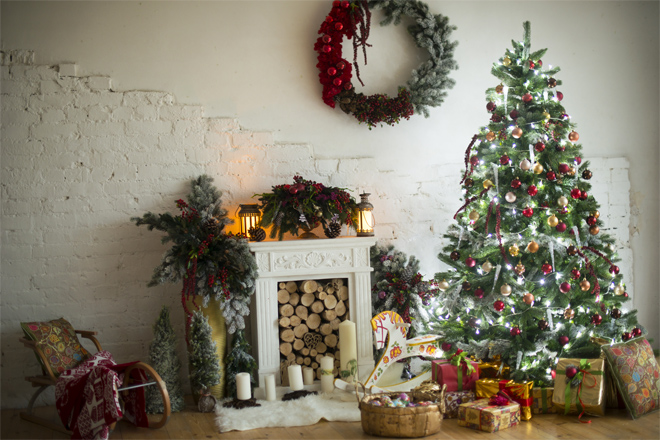 Фото №49 - Праздник к нам приходит: 6 рождественских коллекций декора