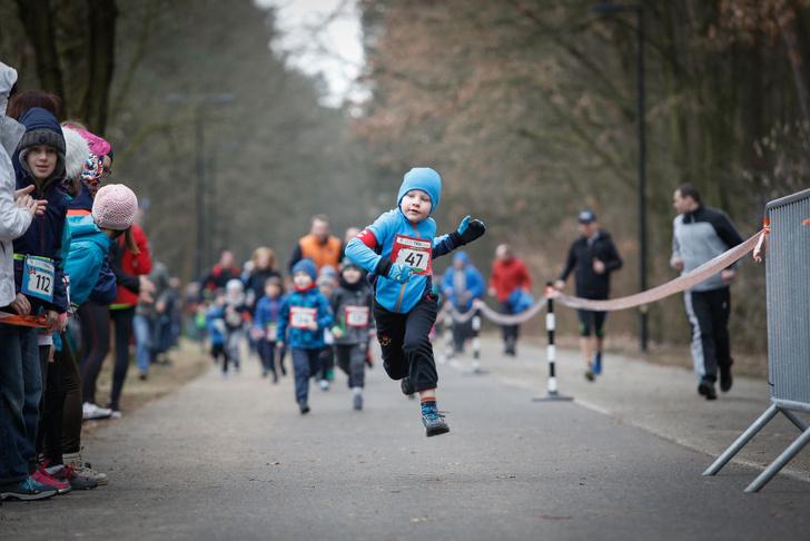 Фото №1 - Дети оказались едва ли не выносливее профессиональных спортсменов